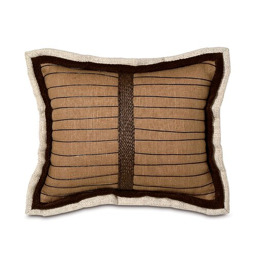 Eastern Accents Shamwari Polyester Breeze Decorative Pillow with Double Flange