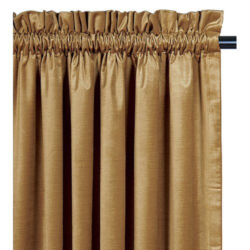 Eastern Accents Lucerne Cotton Rod Pocket Curtain Single Panel