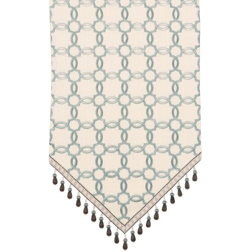 Eastern Accents Verlaine Table Runner