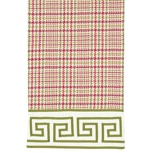 Eastern Accents Portia Blight Rose Table Runner