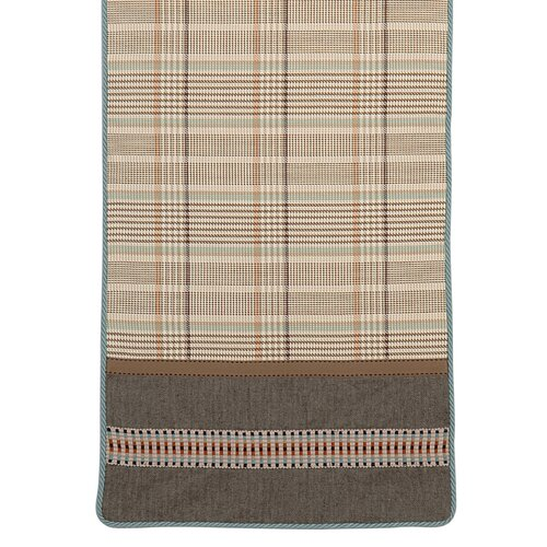 Eastern Accents Flint Ends Table Runner