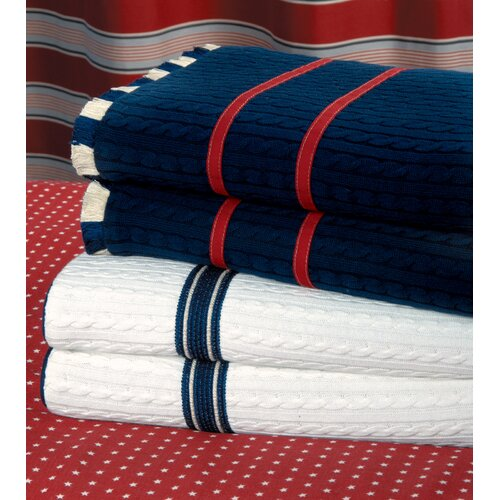 Eastern Accents Carter Preppy Harbor Throw