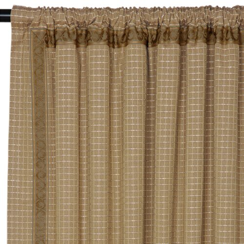 Eastern Accents Fairmount Coit Curtain Single Panel