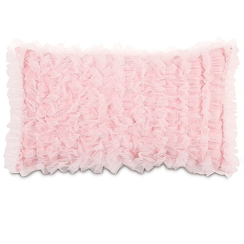 Eastern Accents Matilda Polyester Ballet Decorative Pillow with Ruffles