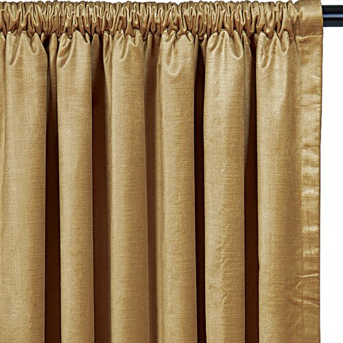 Eastern Accents Lucerne Rod Pocket Curtain Single Panel