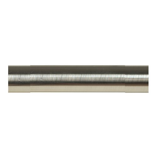 Eastern Accents Metallique Curtain Single Rod