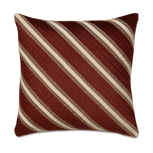 Candy Cane Ribbon Candy Decorative Pillow