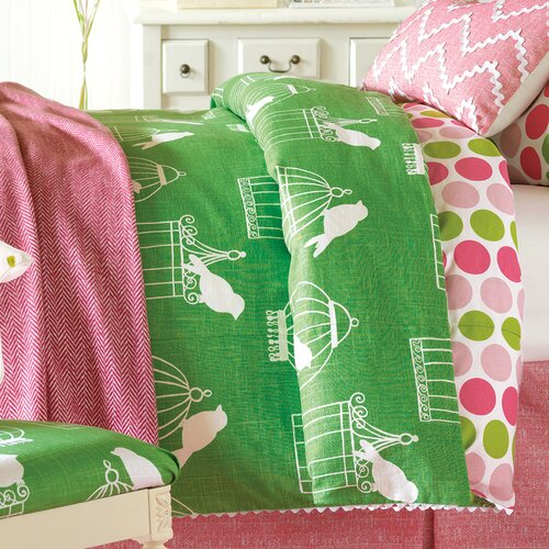 Eastern Accents Polly Hand-Tacked Comforter