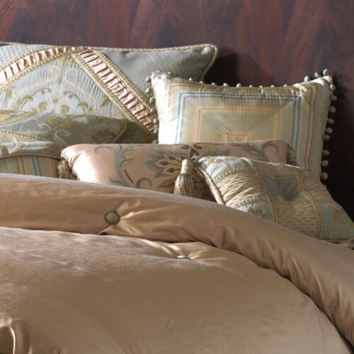 Eastern Accents Winslet Patchwork Tufted Pillow