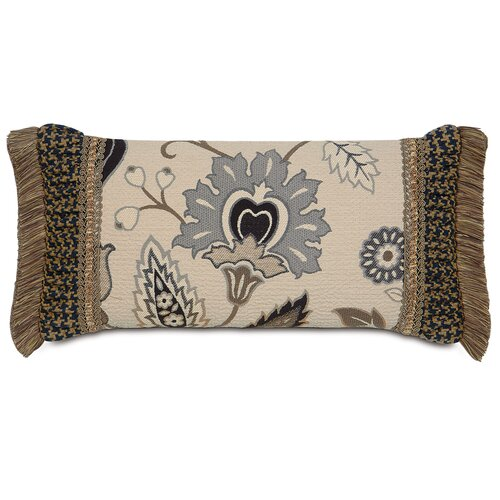 Aston Polyester Insert Decorative Pillow with Ruched Sides