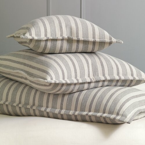 Eastern Accents Breeze Pure Linen Tide Pebble Decorative Pillow