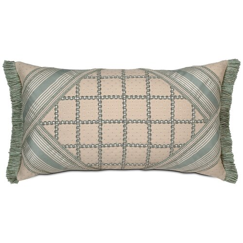 Carlyle Polyester Clervaux Collage Decorative Pillow