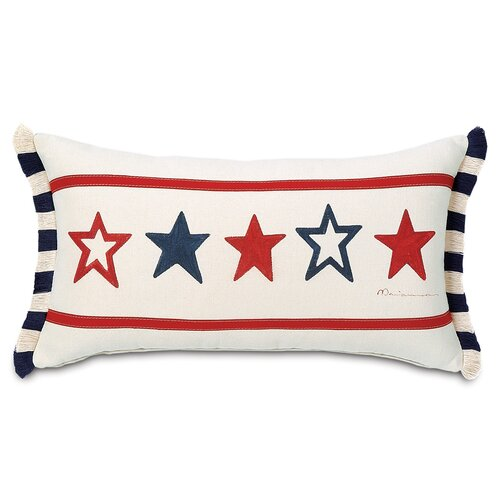Eastern Accents Carter Hand-Painted Pillow