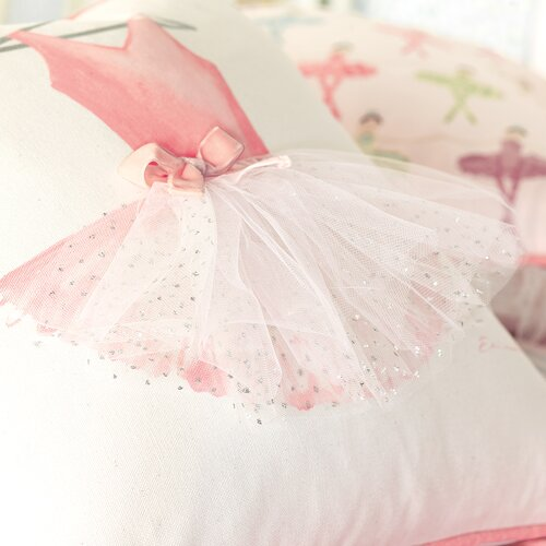 Eastern Accents Matilda Polyester Ballerina Attire Decorative Pillow