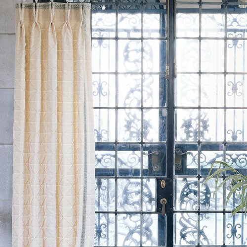 Eastern Accents Carlyle Capellen Curtain Single Panel