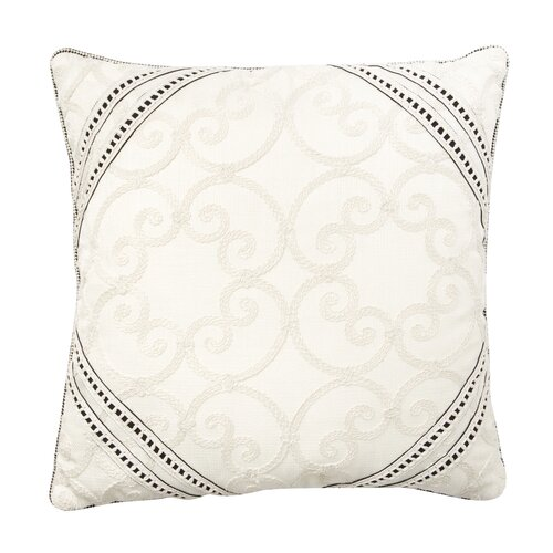 Eastern Accents Evelyn Polyester Desiree Decorative Pillow with Gimp