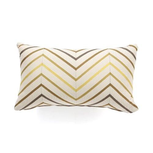 Caldwell Polyester Austin Diagonal Inserts Decorative Pillow