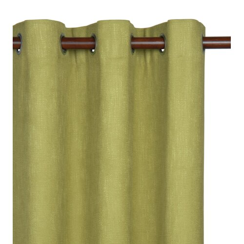 Eastern Accents Mondrian Rod Pocket Curtain Single Panel