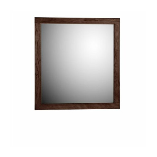Strasser Woodenworks Simplicity Rounded Edge Framed Mirror