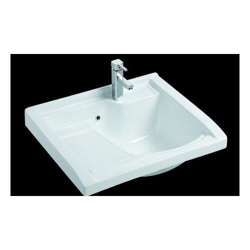 Ostar Livorno 70cm Ceramic Laundry Tub