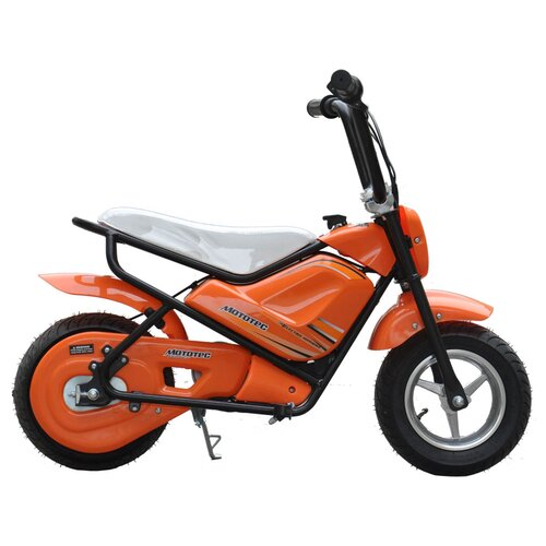 Big Toys MotoTec 24V Electric Mini Bike