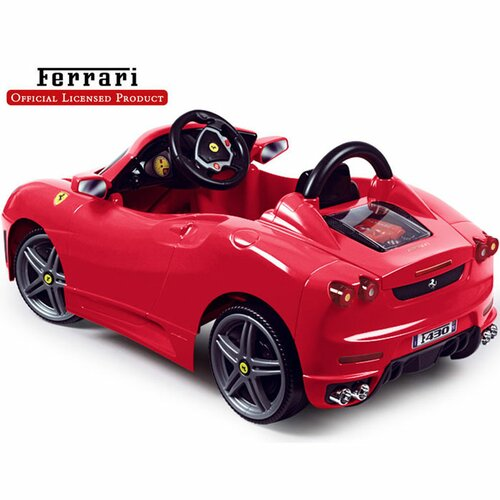 Big Toys Feber Ferrari F430 6V Battery Powered Car