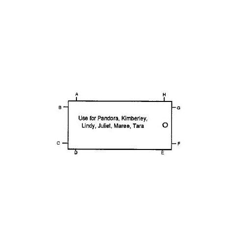 Lanark Kimberly 1800 Rectangle Luxury Spa