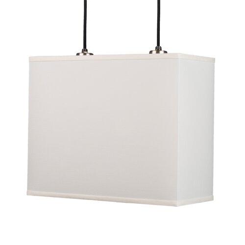 Rex 2 Light Pendant