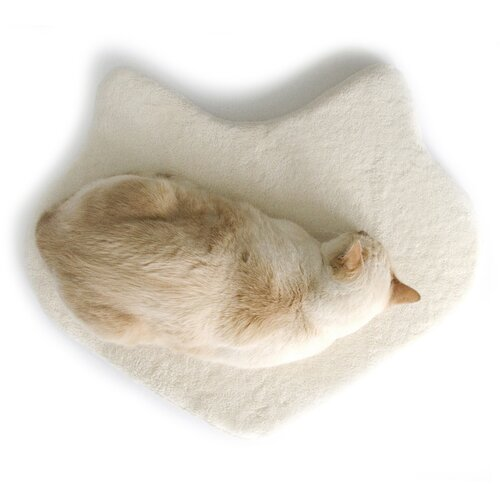 Kittypod Silhouette Pillow