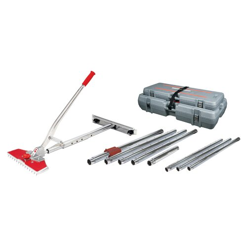 QEP Roberts Junior Power Carpet Stretcher Value Kit