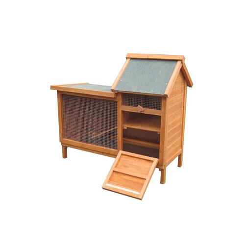 Bono Fido Rabbit Hutch Ensuite with Double Decks