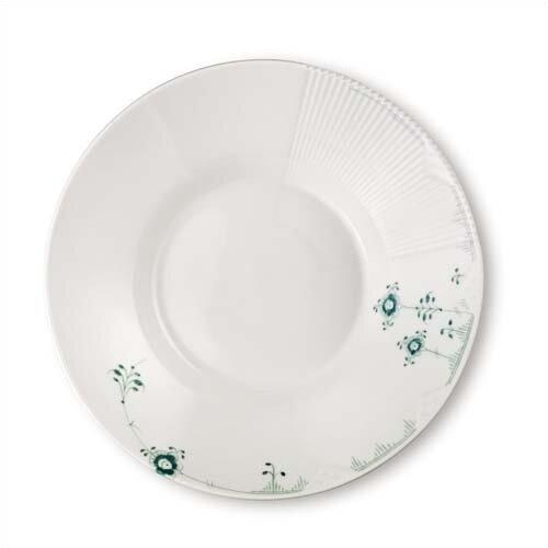 "Royal Copenhagen Elements 9.5"" Deep Plate"