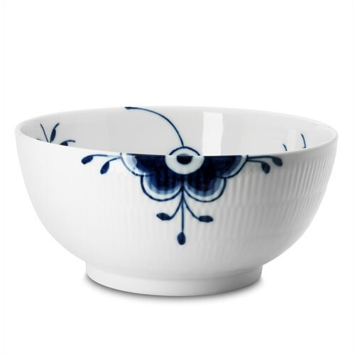 Royal Copenhagen Blue Fluted Mega Serving Bowl