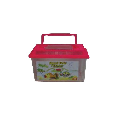 All Pet Products Large Plastic Aquarium