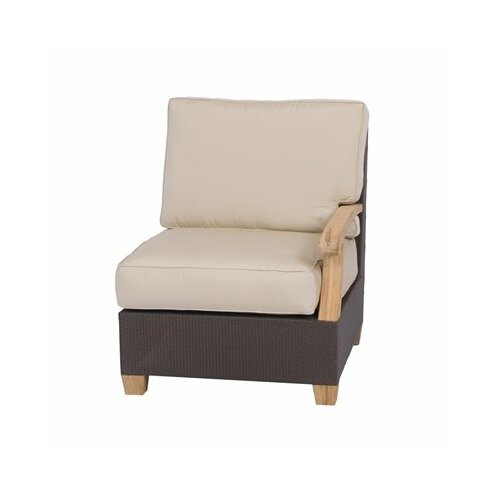 Three Birds Casual Ciera Left / Right Side Facing  Armchair with Cushions