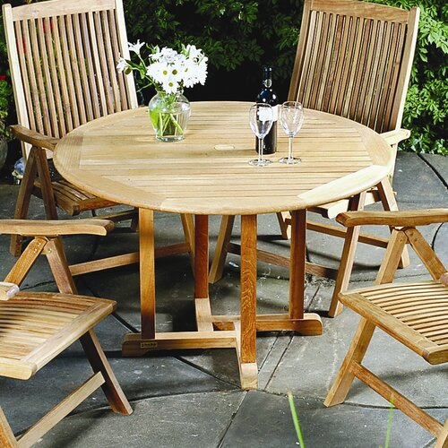 Three Birds Casual Oxford Round Dining Table