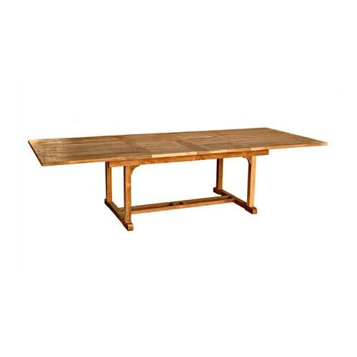 Chelsea Rectangle Extension Dining Table