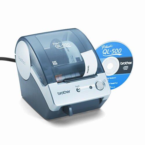 Brother Ql-500 Affordable Label Printer