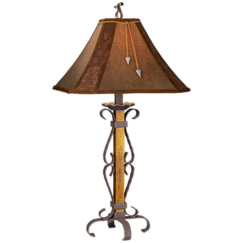 Pacific Coast Lighting El Paso Table Lamp