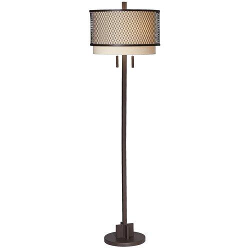 Pacific Coast Lighting Pcl Oak Vine Floor Lamp Amp Reviews