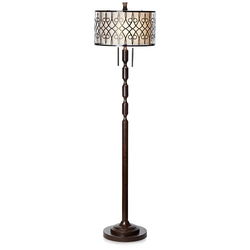 Pacific Coast Lighting Kathy Ireland Essentials Moroccan
