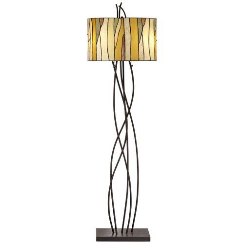 Pacific Coast Lighting Pcl Oak Vine Floor Lamp Amp Reviews Wayfair