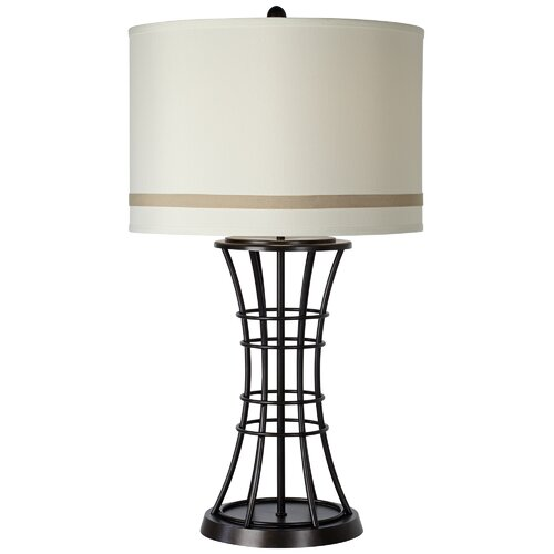 Pacific Coast Lighting Column Table Lamp