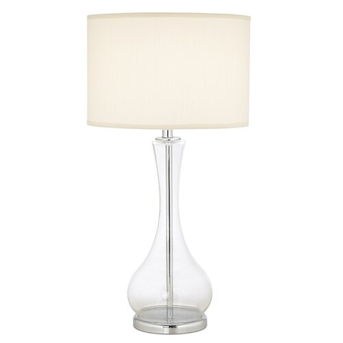 "Pacific Coast Lighting PCL 31"" H Table Lamp with Drum Shade"