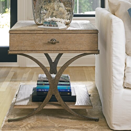 Coastal Living™ by Stanley Furniture Resort Windward Dune End Table