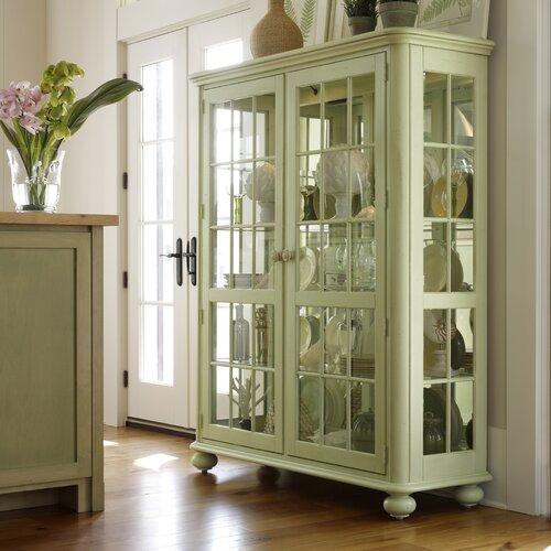 Coastal Living Newport Curio Cabinet
