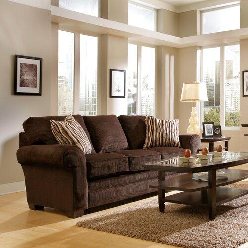 Broyhill® Zachary Goodnight Sofa