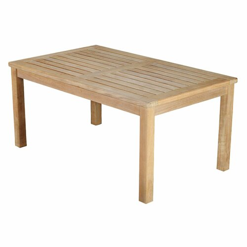 Arbora Teak Bristol Teak Coffee Table