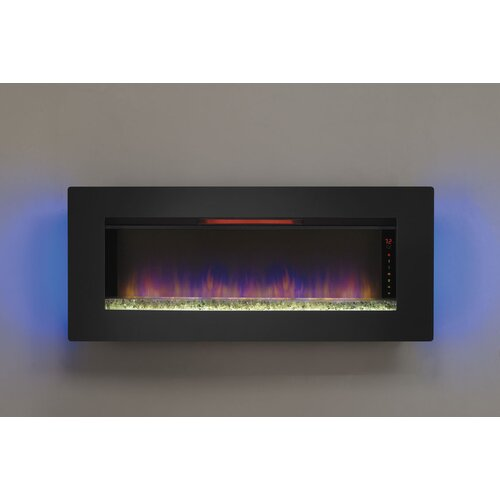 classic felicity wall mount electric fireplace