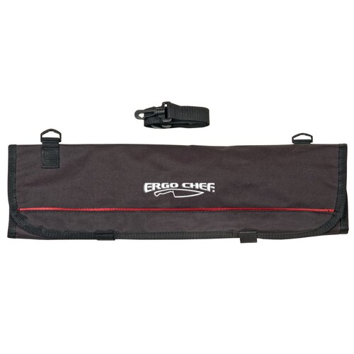 Ergo Chef 9 Pocket Soft Roll Knife Bag